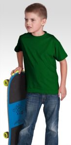 PROMOSTARS koszulka standard kid 150G kolor