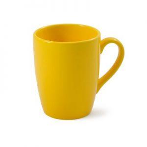 Kubek żółty 11