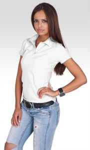 POLO DAMSKIE PROMO STARS LADIES COTTON 200G