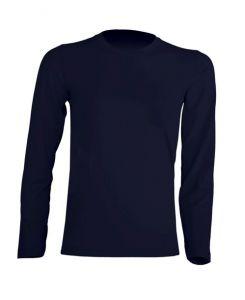 JHK koszulka dziecięca longsleeve 150G kolor